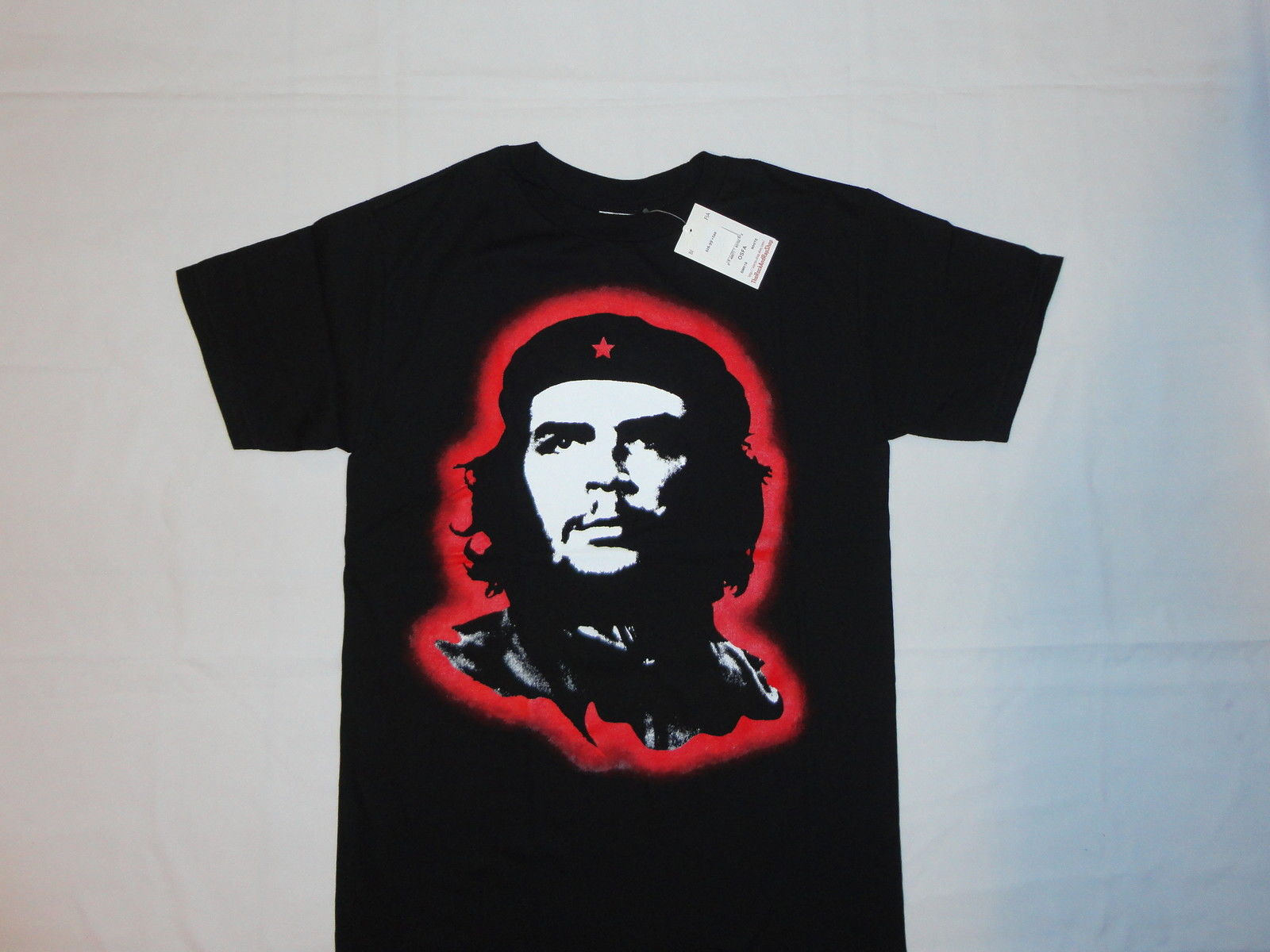 Revolucionario CHE GUEVARA nueva camiseta S M L XL 2XL Estrella Roja CUBA ejército guerra de México Camiseta de manga corta Tops camiseta