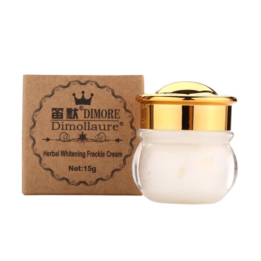 Dimollaure cuidado blanqueamiento potente Crema para pecas Eliminación El melasma pigmento melanina cicatrices de acné dimore blanqueamiento crema cosméticos