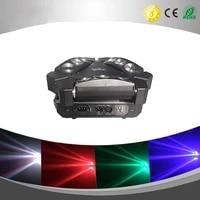 9x12w spider moving head light control beam colorful lights wedding bar lights stage lighting 560 degrees irradiation