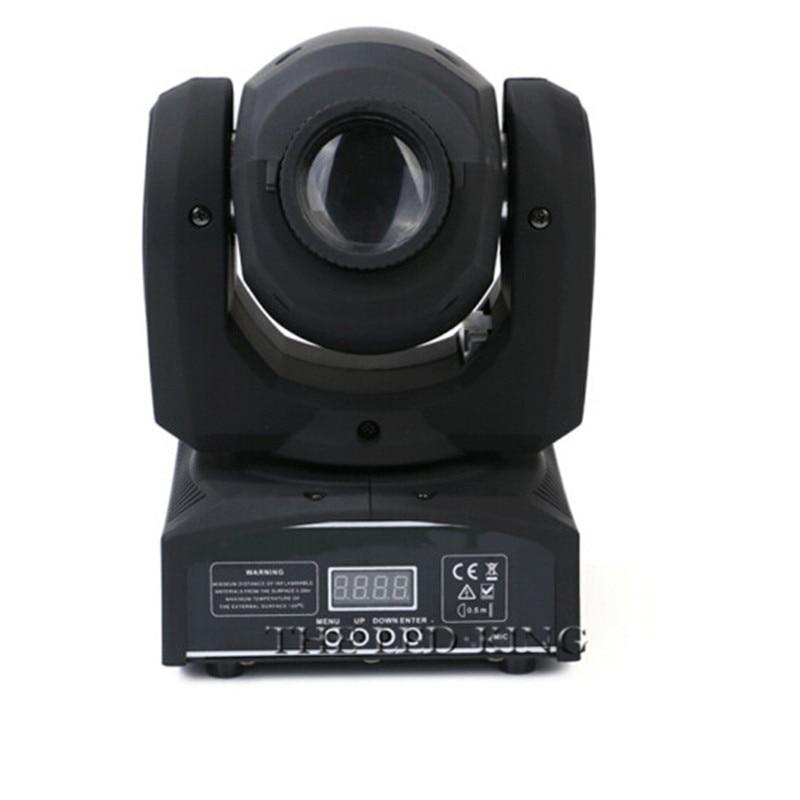 1-10X200 W LED Lira cabeza móvil haz de luz Spot Wash luz para DJ Disco Nightclub Party 90W