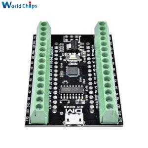 CH340G CH340 Nano V3.0 3, 0 ATMEGA328P клеммный модуль, плата расширения микроконтроллера Micro USB для Arduino UART DIY/сборка