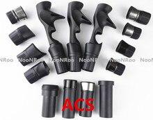 Siège de bobine de déclencheur ACS #16 siège de bobine de graphite ACS 16 # siège de bobine de canne à pêche 3 pcs/lot