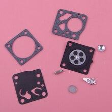 LETAOSK 기화기 수리 키트 Carb Rebuild Tool 가스켓 세트 Tecumseh TC200 TC300 Tillotson RK21 HU 632933