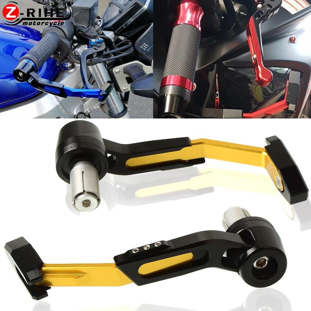 Protector de palanca de freno de MOTO Protector de mano para Suzuki DR 650 S/SE GS500 E/F GSR 600 de 700 GSX 1250 F/SA/ABS 1400 650F