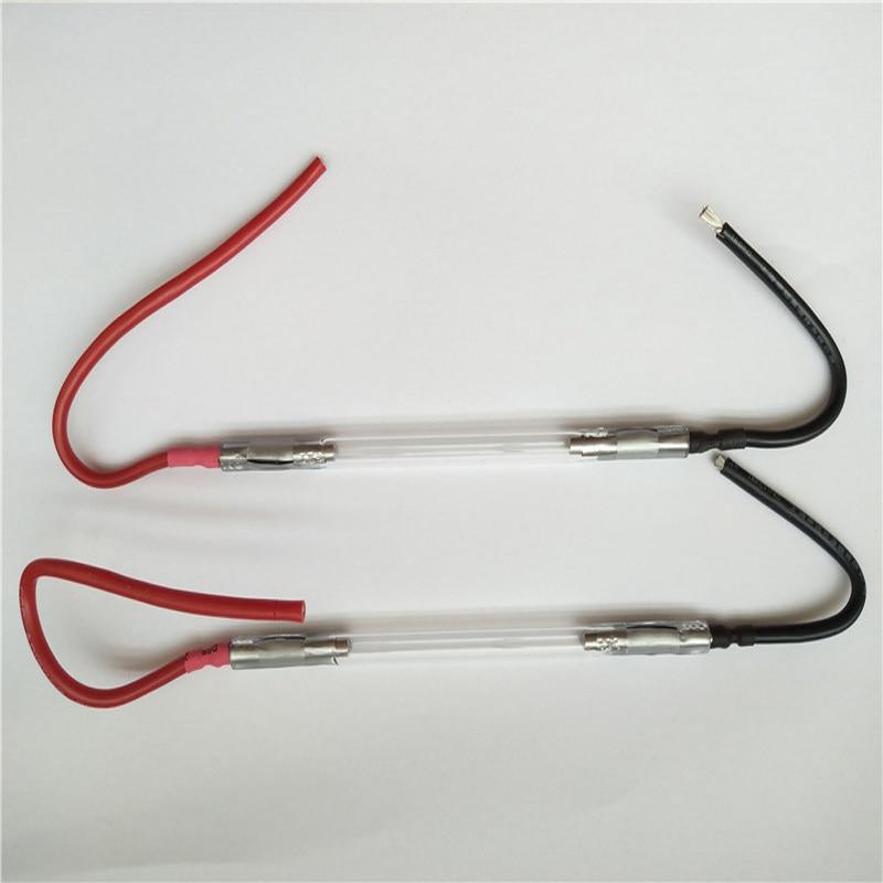 Chino lámpara flash IPL 6*6*75*140mm (2 piezas) luz xenon lámpara flash