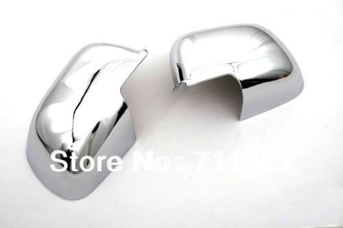 Chrome Side Mirror Cover For Nissan Versa / Pulsar / Sunny Sedan 2012 Up