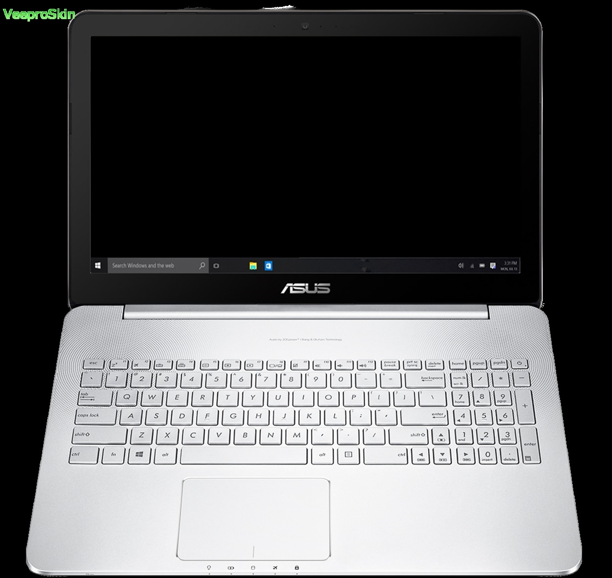 Для Asus VivoBook Pro N752VX N752V n751jx n751jk N751 n750jk n750jv n750j n750 17 17,3 дюйм чехол для клавиатуры протектор кожи
