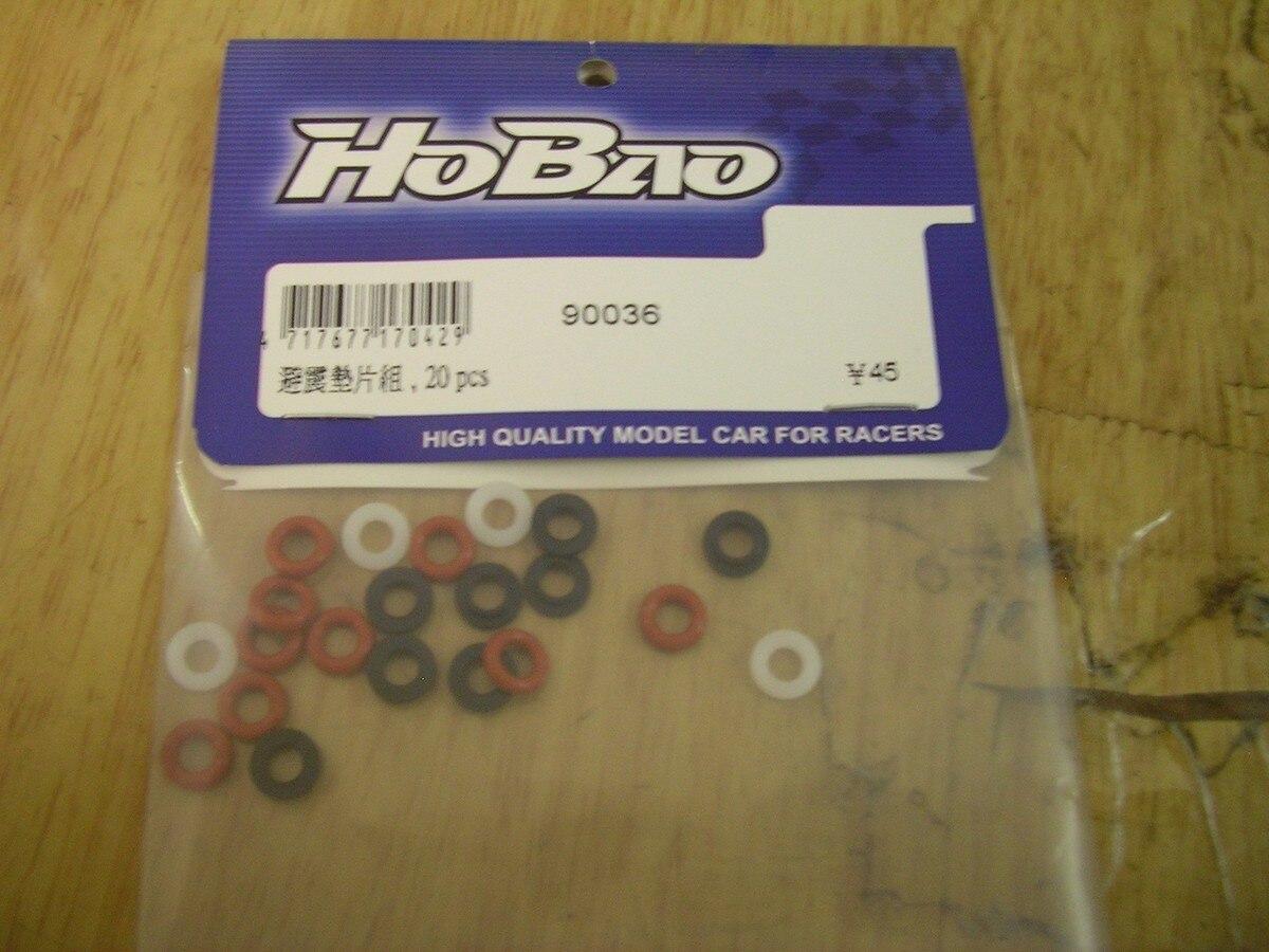 OFNA/HIPER HOBAO RACING 1/8 MT/VS/SS/GTB 20 pçs/set 90036 SHOCK ABSORBER REPARAÇÃO CONJUNTO para peças rc