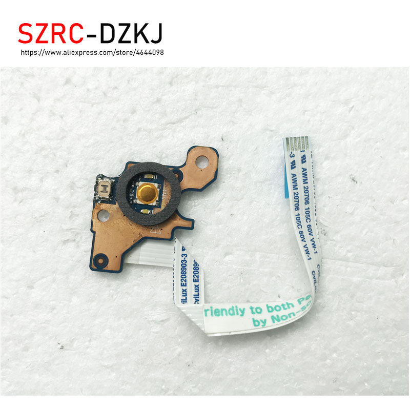 SZRCDZKJ Novo Original Fo VITU5 Power Board W/Cabo Para Lenovo Ideapad U510 Series, p/N 90001024 LS-8972P NBX00018I00