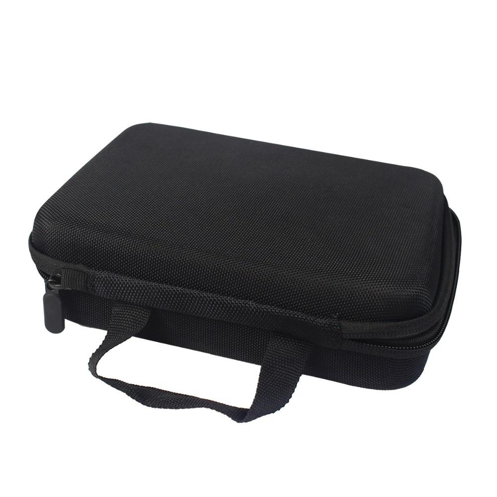 Nylon radio Carry Case Holder Walkie Talkie two way Radio Bag For Yaesu Kenwood WOUXUN TYT Baofeng UV-5R BF-888S storage bag box enlarge