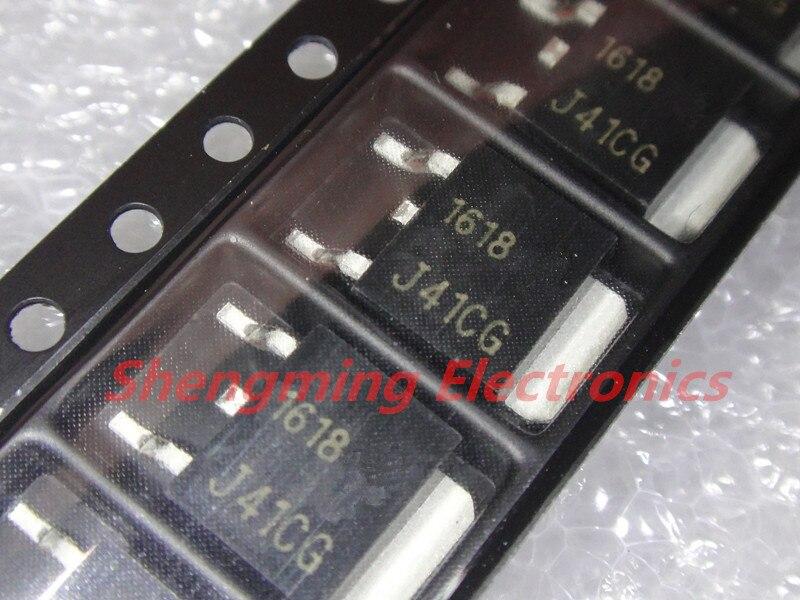 50 pcs MJD41C J41CG TIP41C PARA-252