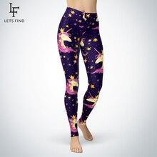 Leggings licorne couronne Push Up pour femmes, produits tendances, pantalons de Fitness, grande taille, mode, belle étoile, Leggings licorne, nouvelle collection, 2019
