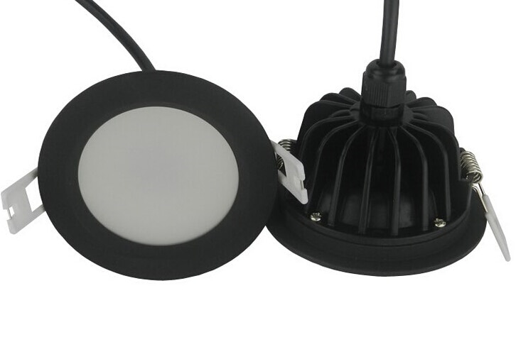 10W /15W Waterproof IP65 Dimmable led downlight dimming LED Spot light led ceiling lamp With waterproof led driver AC85-265V