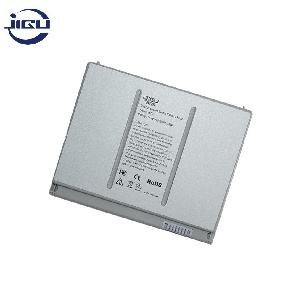 """JIGU de batería del ordenador portátil para Apple MacBook Pro 15 """"MA463J/MA463LL MA464J/MA601J/MA895J/MA895LL MB133J/MA896LL"""