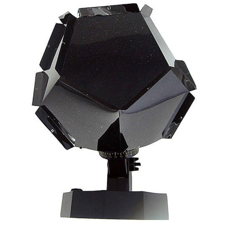 3 colores romántico Astro Star Sky Proyector láser universo noche luz lámpara Starlight proyección lámpara Kit hogar Decoración