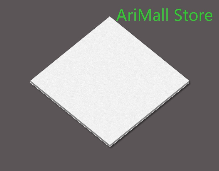 5 шт., аксессуары для 3D-принтера 300*300*3 мм, теплоизоляция для горячей кровати, хлопок, теплоизоляция для ускорения нагрева