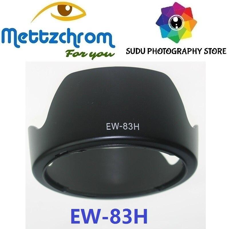 EW-83H lentes capucha para Canon EF 24-105mm f/4L es USM EW 83H EW83H