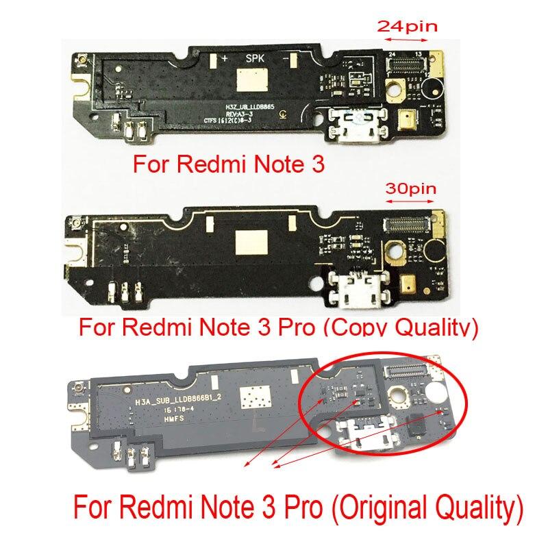 New Dock Connector For xiaomi Redmi Note 3 Note3 Pro 4 Micro USB Charging Port Flex Cable Ribbon For Redmi Note 3 Pro SE 152mm