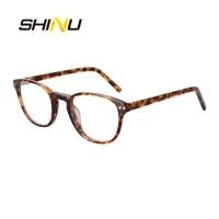 uv400 blue ray protection computer reading glasses progressive multi focus lenses reading eyeglasses for near and far distance