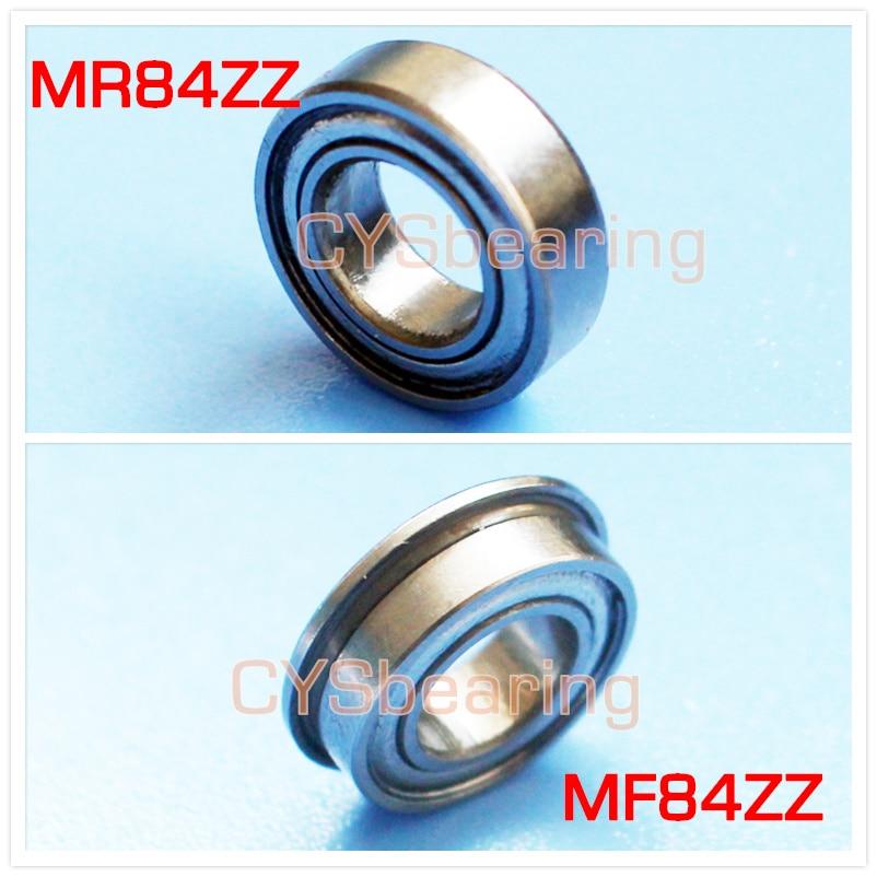 MR84ZZ Bearing 4X8X3 mm Miniature MR84-ZZ Ball Bearings MR84 ZZ WML4008ZZ L-840ZZ SMR84ZZ stainless steel