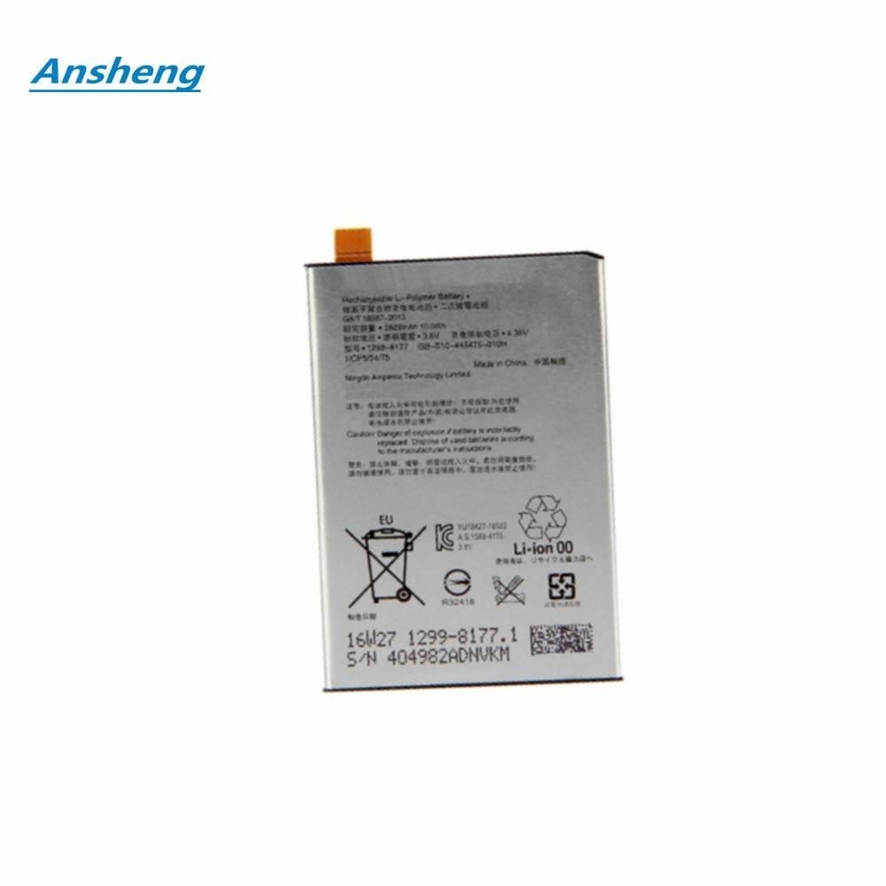 "Batería de alta calidad 2620 mAh LIP1621ERPC para Sony Xperia X F5121 F5122 5,0 ""/para Xperia L1 G3311 G3312 g3313 5,5 ""teléfono inteligente"