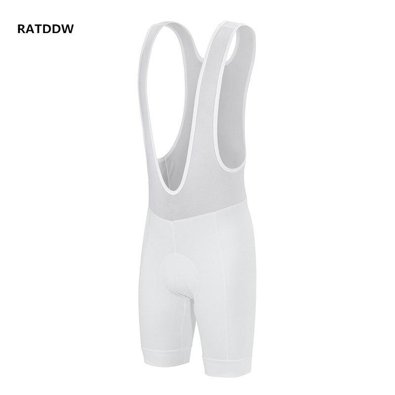 Pantalones cortos blancos para ciclismo para hombre, pantalones cortos acolchados para ciclismo con almohadilla 4D para bicicleta, pantalones cortos para ciclismo, talla XS-4XL