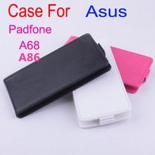 Skórzane etui na ASUS PadFone 2 A68/PadFone Infinity A86 T004 etui z klapką etui na ASUS PadFone2 68/86/T 004 etui na telefony