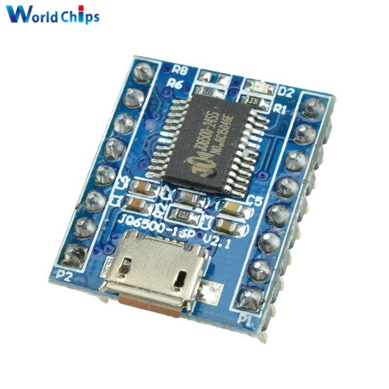Модуль голосовой звуковой платы JQ6500, USB 3,2-5 В, 20ma, DIP16, TTL, UART, MP3, пробой, замена One-5 Way, MP3, голосовой стандарт