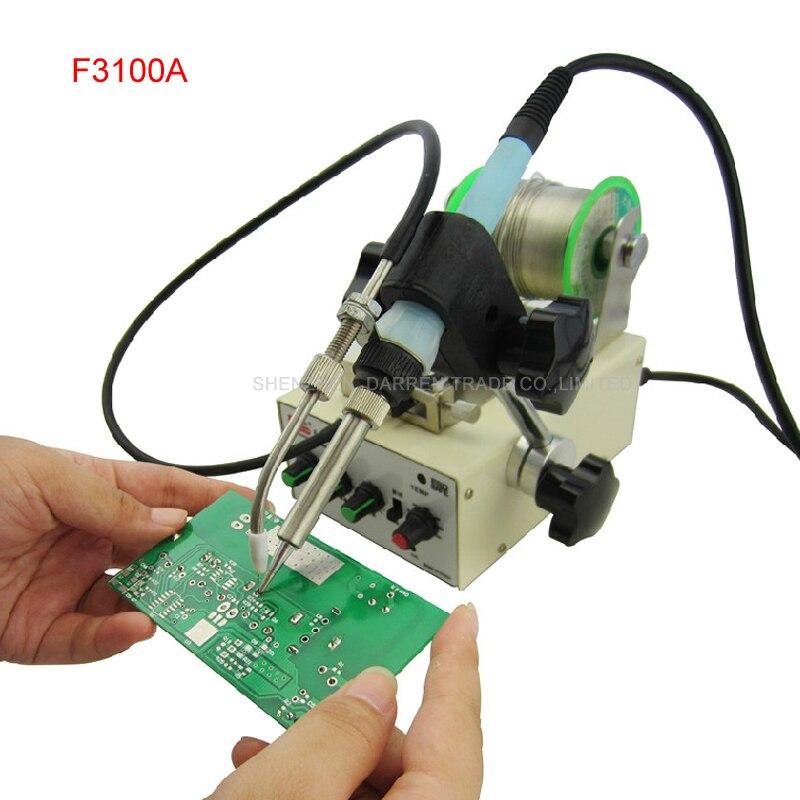 Machine dalimentation automatique en étain fer à souder à température constante Teclast Machine à souder multifonction F3100A