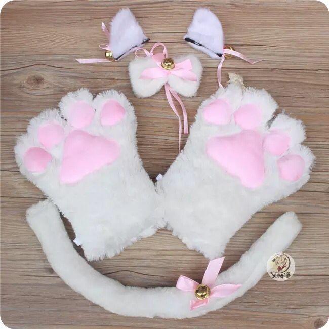 Gato gatinho roleplay cosplay anime vestido de noiva para meninas