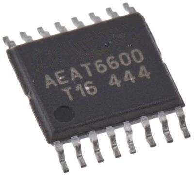 10 unids/lote AEAT-6600-T16 AEAT6600 AEAT6600T16 TSSOP16