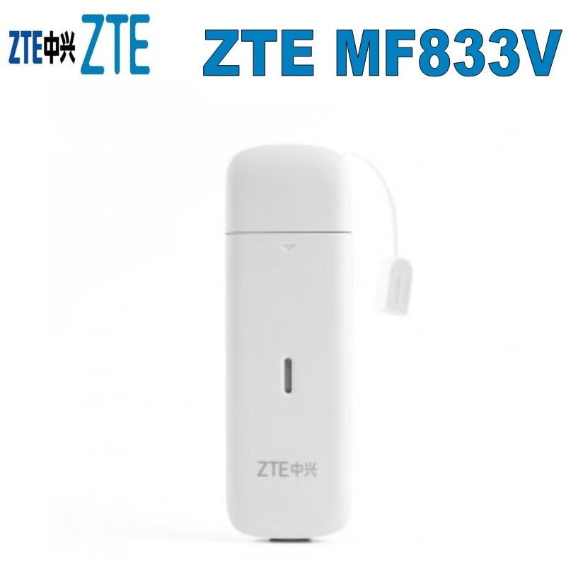 عصا USB ZTE MF833v, 4G LTE Cat4