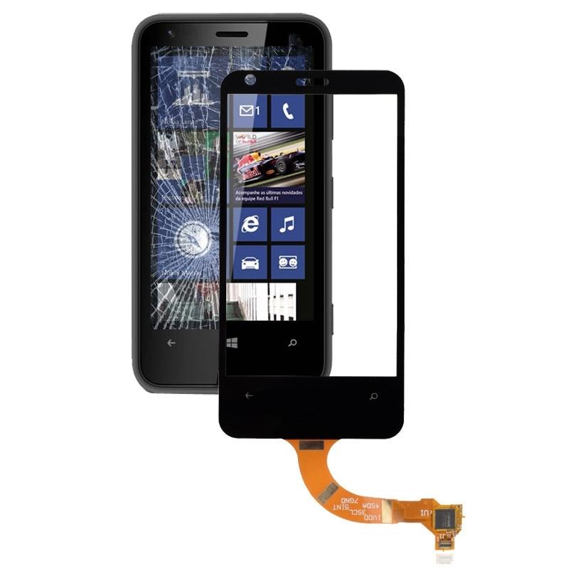 Pieza de repuesto de Panel táctil de alta calidad para Nokia Lumia 620