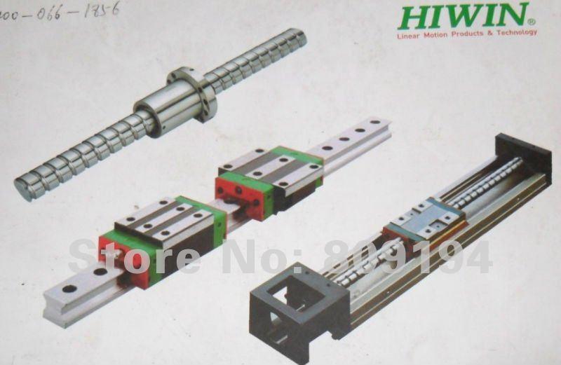 480mm  linear guide rail   HGR15  HIWIN  from  Taiwan