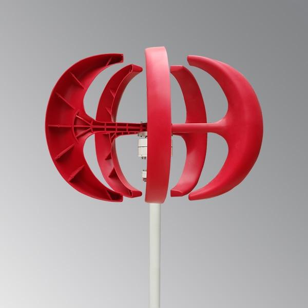 100w vawt turbine wind generator vertical