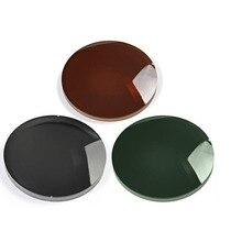 Lentilles de lunettes polarisées à vision unique, anti-uv, gamme SPH-7.00 ~ + 7.00 Max cly-4.00, lentille optique de prescription 4 couleurs