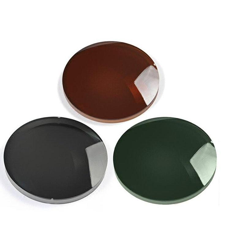 Поляризованные очки с одним зрением, линзы с защитой от УФ-лучей, диапазон SPH-7,00 ~ + 7,00 Max CLY-4,00, оптические линзы по рецепту, 4 вида цветов