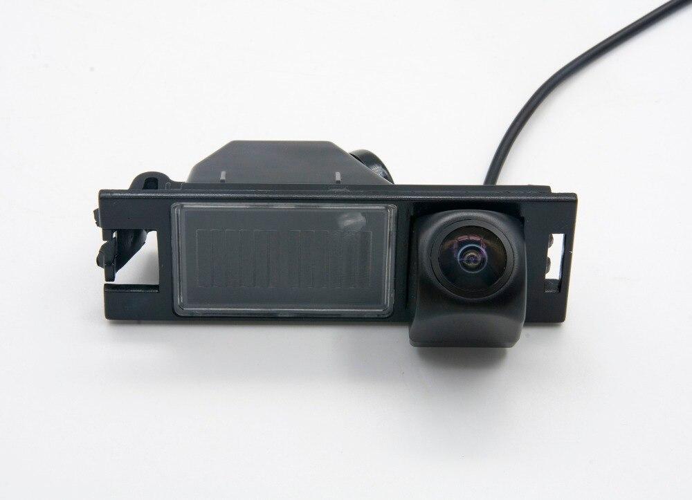 HD 1080P MCCD de ojo de pez vista trasera de coche Cámara reversa de respaldo para Hyundai Tucson IX35 2005, 2006, 2007, 2008, 2009, 2010, 2011, 2012, 2013