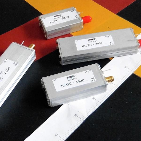 Envío Gratis KSGC-1000 1GHz activo, oscilador de cristal 1000MHz de frecuencia fija fuente de señal de reloj generador de señal