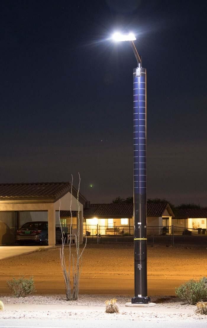 Panel Solar de película fina, Placa Solar personalizada, OEM, luz Led de...
