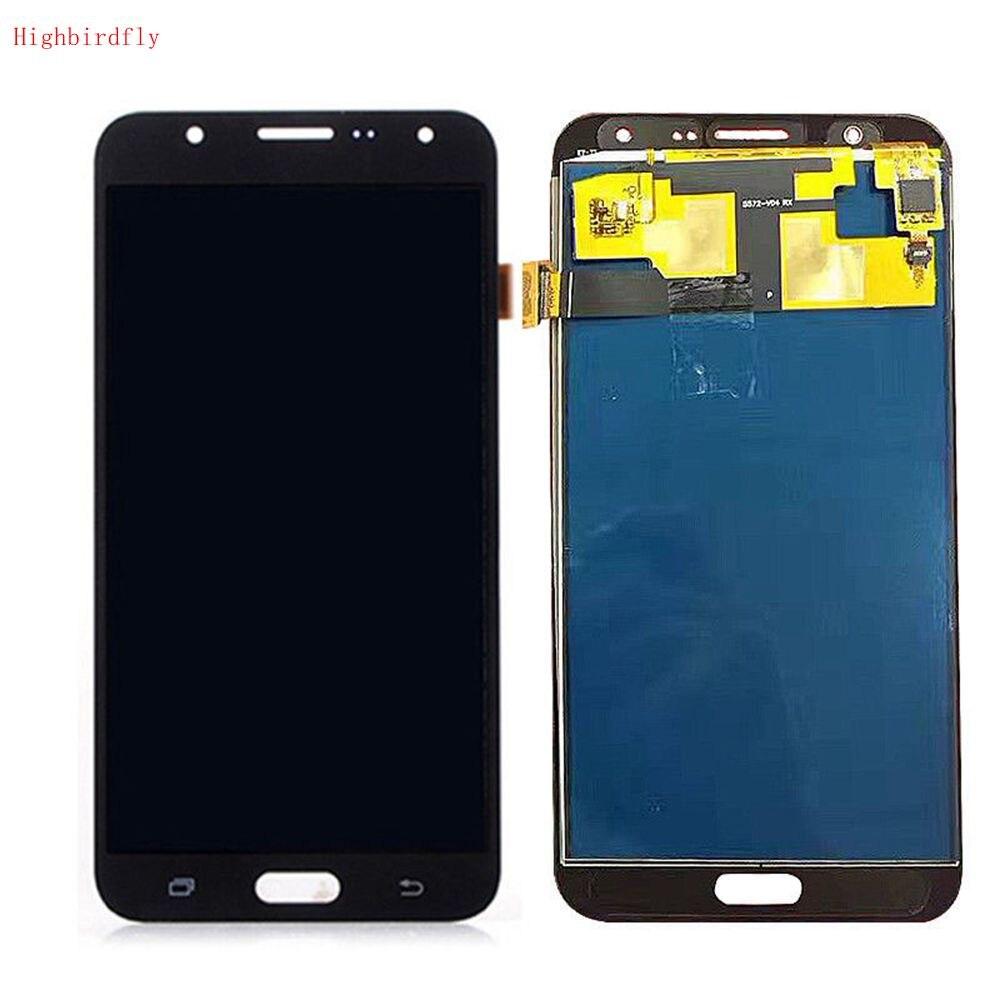 Para Samsung Galaxy J7 Neo/Nxt J701 J701F J701M pantalla Lcd + digitalizador de cristal táctil reparación lcds TFT