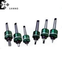 Morse taper / straight shank rotary broaching tools CX08 /CX16 punching rolling burnishing tools