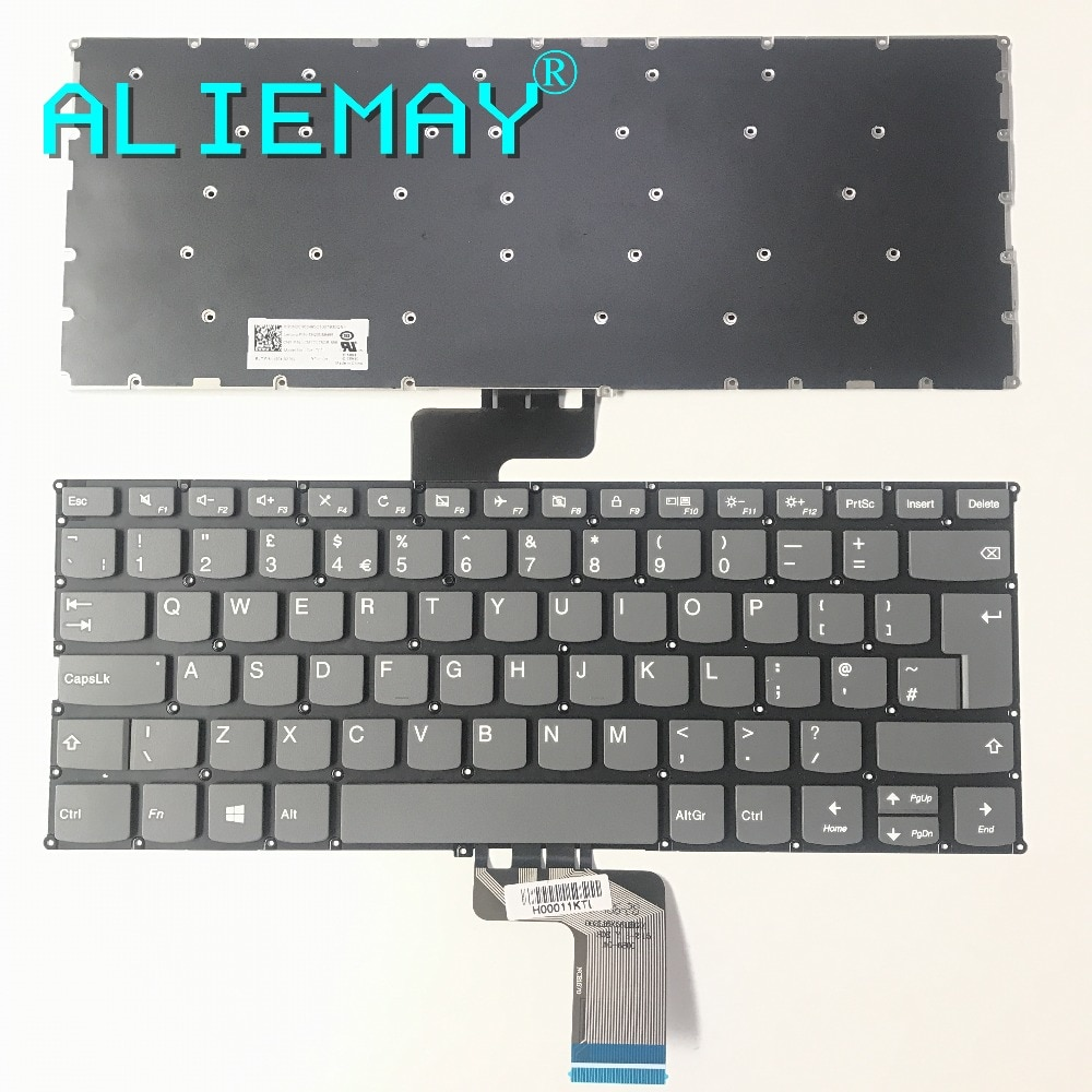 Brand new original UK Keyboard for Lenovo YOGA320-13 320S-IKB 320-ISK 320-IBR 720-13 laptop UK Keybo