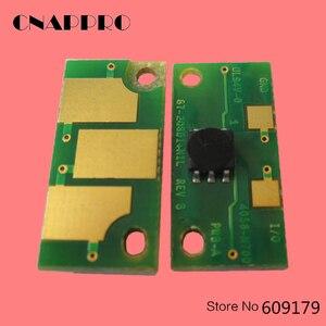8PCS C250 C252 IU210 Drum Chip for Konica Minolta Bizhub IU-210 IU 210 C240 Imaging Unit Cartridge reset