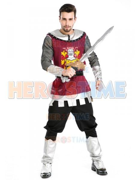 Disfraz lujoso Caballero de Halloween gladiadores romanos de lujo