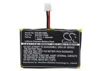 Cameron Sino Battery For SportDog SD-3225 Trainer Receiver Dog Collar Battery High Capacity