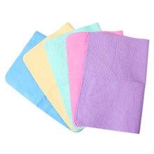 @ HE serviette de bain nettoyage pour animaux   Lingettes, cheveux magiques, serviette de bain, synthétique en peau de daim, PVA Chamois Cham, serviette de lavage de voiture, emballage OPP