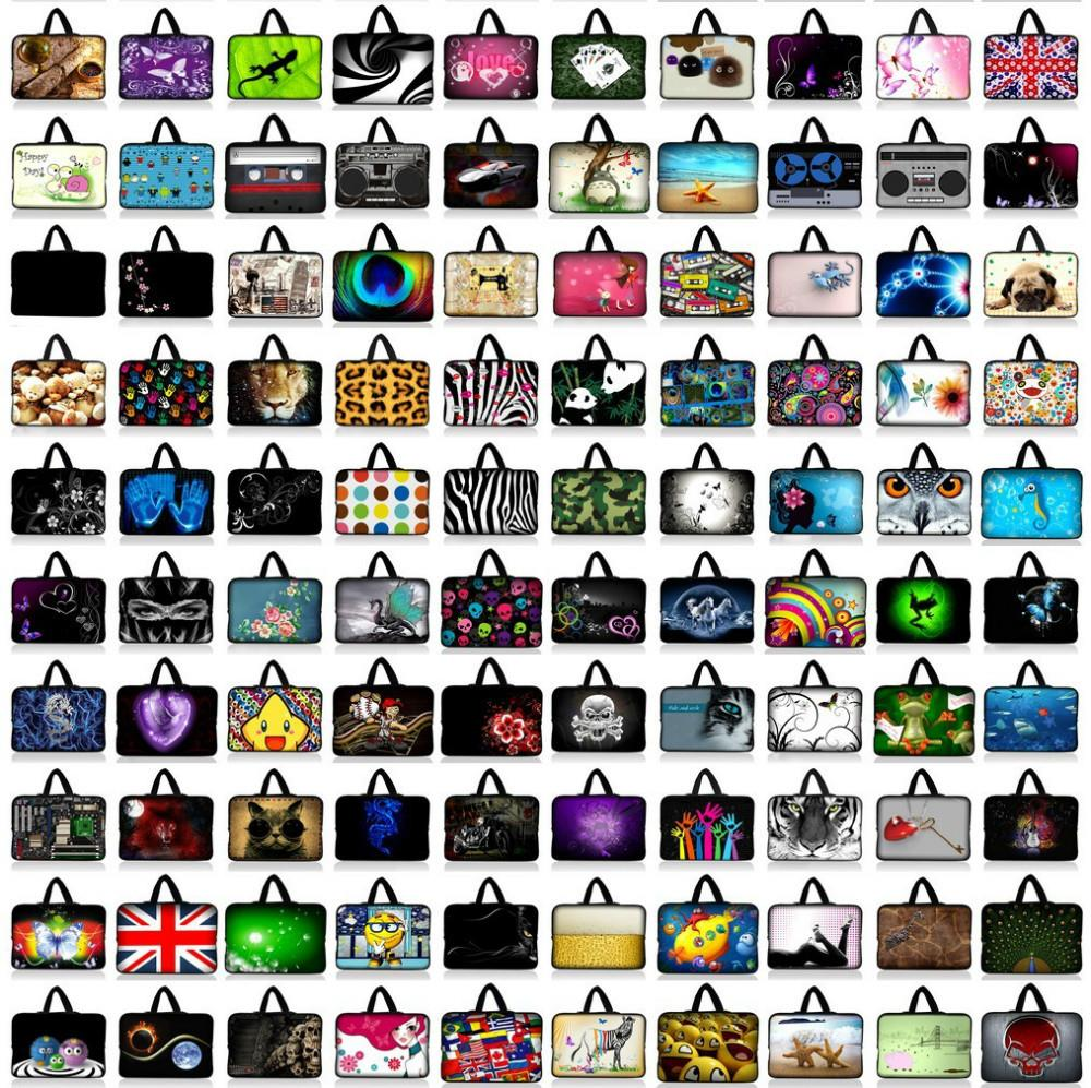 15.4 10.1 11.6 13 14.4 15.6 17 17.3 handle laptop sleeve bag notbook smart cover cases for macbook A