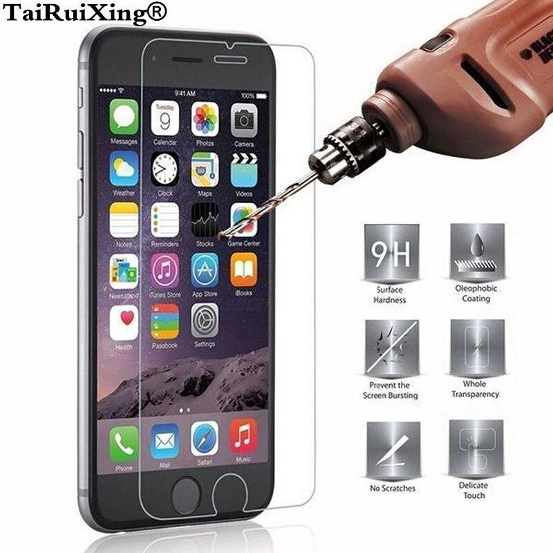 Vidrio Templado 2.5D 9H para móvil, Protector de pantalla de teléfono, película...
