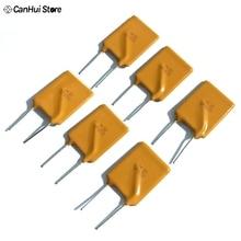 10 unids/lote la recuperación fusible RUEF600 UF600 30V 6A PPTC X30 UF600